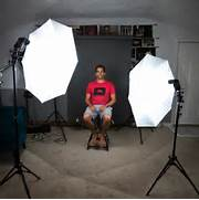 Photographers Lighting by Lighting People For The Best Portrait Photography