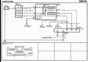 Favorite 2008 Mazda 3 Radio Wiring Diagram 2001 Mazda