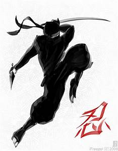 GenCept | Addicted to Designs: The Awesomeness of Ninjas