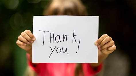 7 Common Situations When You Should Say Thank You