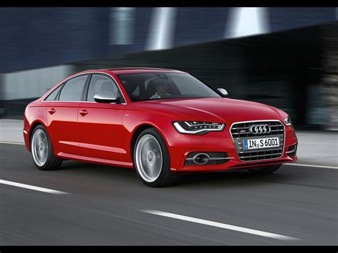Audi S6 Front by 2012 Audi S6 Front Angle Speed 2 1920x1440 Wallpaper