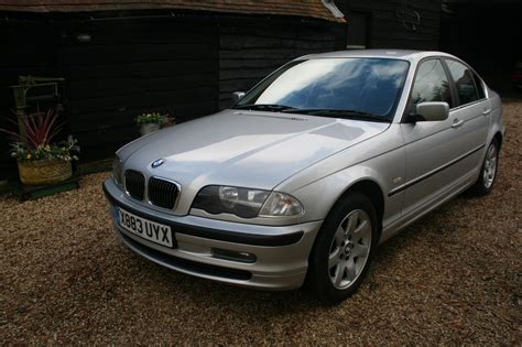 Used Bmw 325i Se 4 Door Saloon £ 1999 Hampshire
