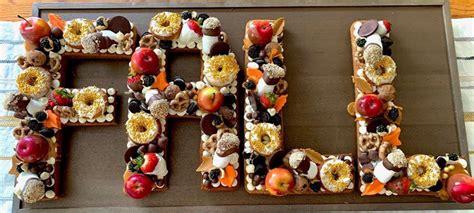 number  letter cakes   celebration pampered chef