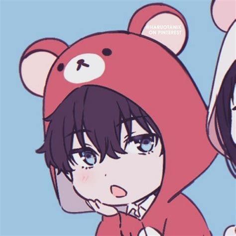 Cute Matching Pfp For Couples Cartoon Amalina