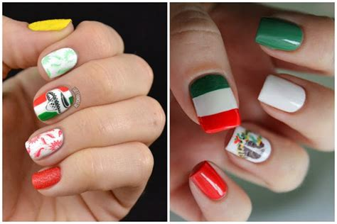 Comfortable 13 Festive Mexican Style Nail Designs Her Beauty