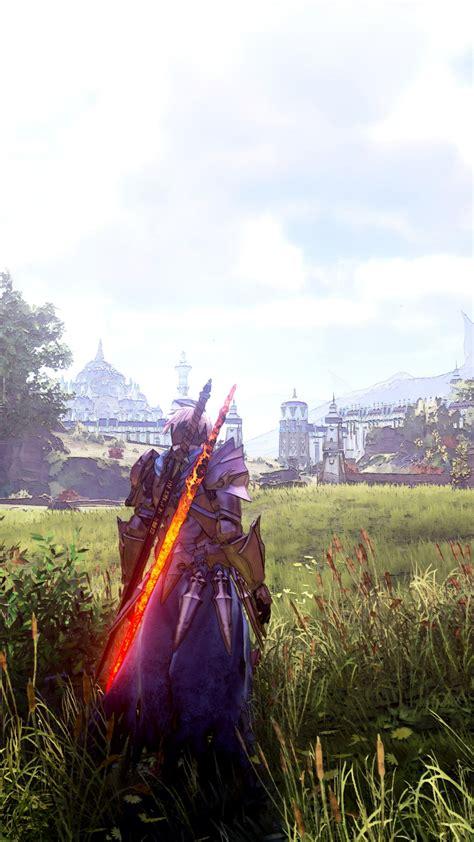 wallpaper tales  arise   screenshot  games