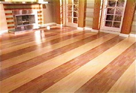 two tone wood floor flooring home pinterest