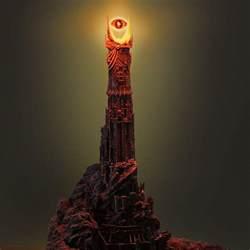 eye of sauron desk l