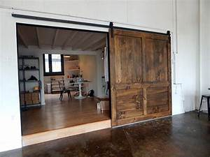 17 best images about barn door on pinterest sliding With barn doors for large opening