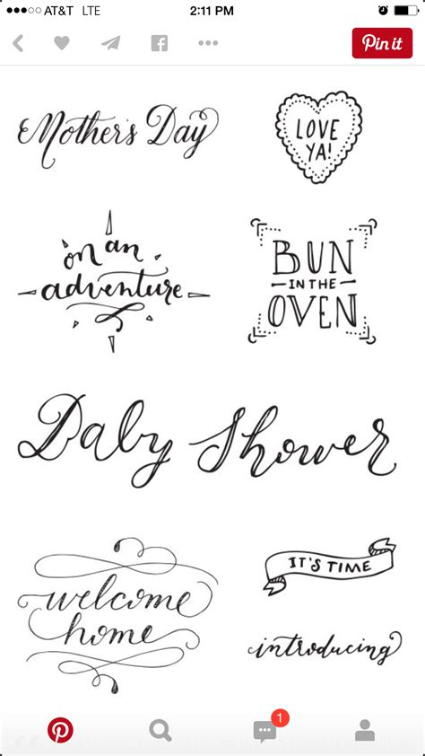 pinterest pilyangulo i ll try it once lettering design calligraphy fonts lettering fonts