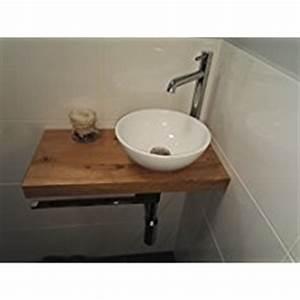 Waschtisch Mit Holzplatte : suchergebnis auf f r waschtischplatte holz ~ Lizthompson.info Haus und Dekorationen