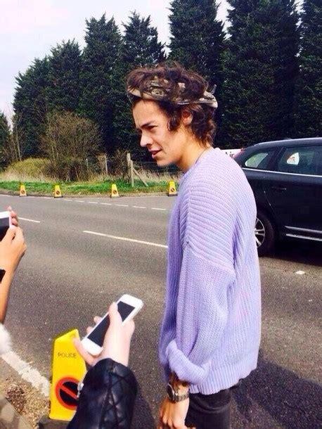 harry styles sweater sweater harry styles purple sweater purple menswear