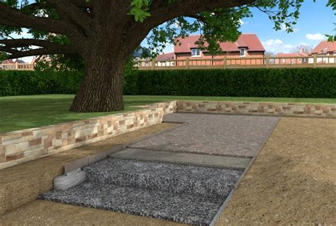 Gartenweg Pflastern & Polygonalplatten Verlegen Anleitung