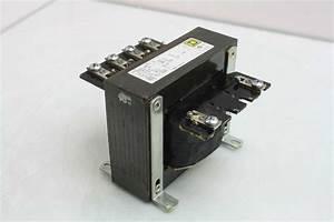 Square D K150d20 Industrial Control Transformer 150 Va    460