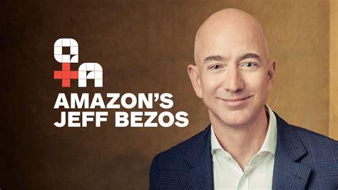 Amazon Prime Day: CEO Jeff Bezos on Hollywood Plans ...