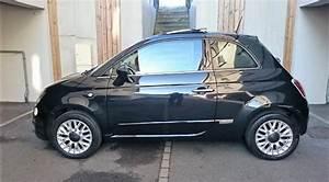 Fiat 500 Toit Panoramique : fiat 500 1 2l 69ch lounge dualogic toit ouvrant skydome radar arr autos coaching ~ Gottalentnigeria.com Avis de Voitures