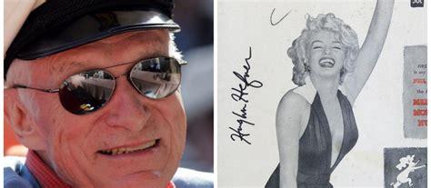 Hugh Hefner będzie pochowany obok Marilyn Monroe! Kryptę ...