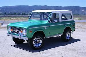 1971 Ford Bronco Parts