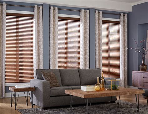 Living Room Curtain And Blind Ideas by Blinds Or Curtains Or Both Top Things To Consider When