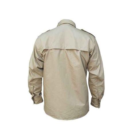 jual beli baju outdoor lapangan kemeja pdl dinas baru