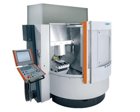 Die Sinking Edm Machine by Mikron Hsm 500 Moldmaster Mikron Milling