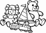 Toys Coloring Pages Boys Grab Doll Printable Getcolorings Getdrawings Tocolor Place Button Through sketch template