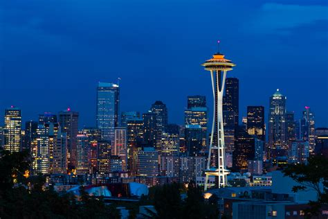 Seattle Space Needle, Time Changes Everything | dav.d ...
