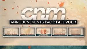 Classic Fall Tithes & Offerings // Centerline New Media