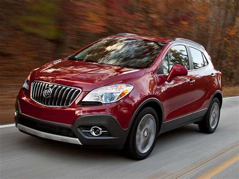 buick encore pictures including interior  exterior