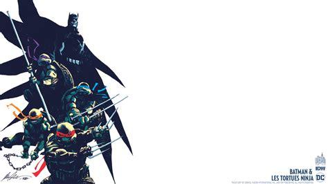wallpapers batman les tortues ninja
