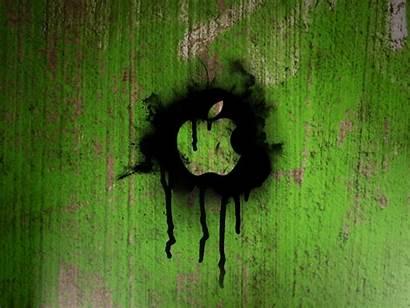 Paint Spray Apple Wallpapers Resolution Spraying Displays