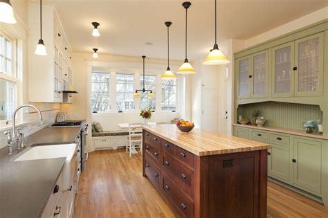 kitchen space design recommendations  distances