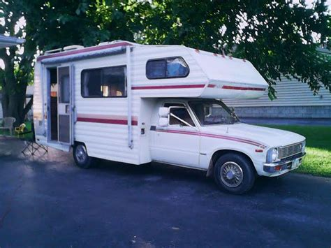 Toyota Motorhomes For Sale by Toyota Motorhome Class C Rv For Sale In Ohio