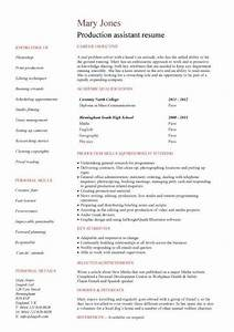 Resume Builder For Students With No Work Experience