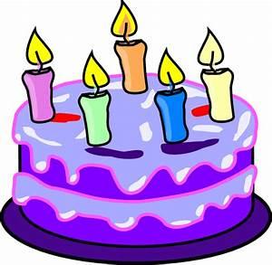 Birthday Cake Clip Art at Clker.com - vector clip art ...