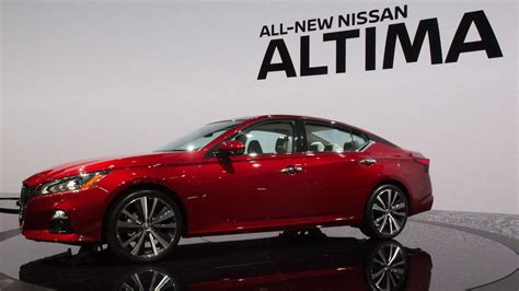 2019 Nissan Altima Arrives In New York With Sharper