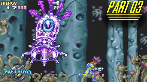 Sector 2 Tro Metroid Fusion Part 3 Youtube