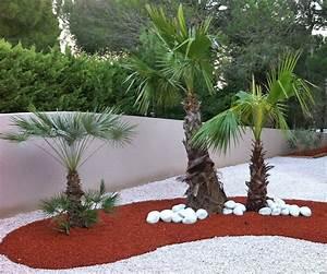 amenagement jardin avec gravier beautiful alle de jardin With beautiful decoration jardin zen exterieur 11 deco piscine pour un exterieur confortable et elegant