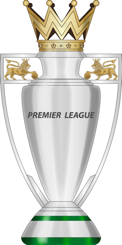 Premier League trophy | Premier league, Premier league ...
