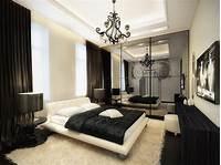 black and white bedroom Black And White Bedroom Interior Design Ideas