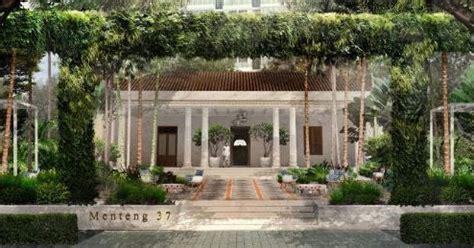 apartemen heritage  kawasan menteng  mulai dibangun properti  launching