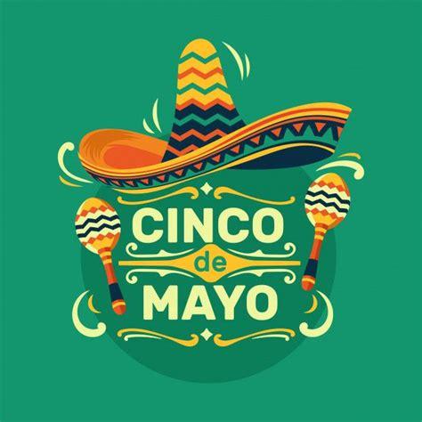 Cinco De Mayo Mexican Holiday Party Illustration Premium ...
