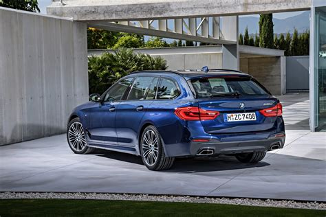 bmw  series touring   suave load lugger