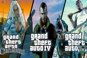 Grand Theft Auto 5 GTA Games