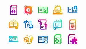 Documentation Icons Stock Illustrations  U2013 3 731