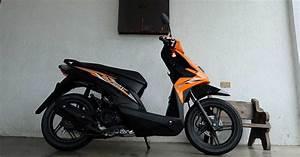 Review  Honda Beat 110cc
