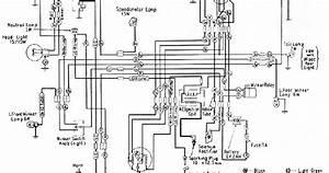 Wiring Diagram Honda C100