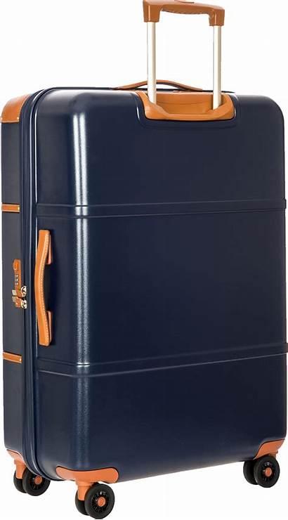 Luggage Suitcase Bags Travel Clipart Suitcases Orange