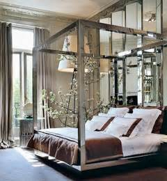High Bedroom Decorating Ideas High End Glamorous Decorating Chic Apartment Bedroom Mirror Furniture Bed Frame