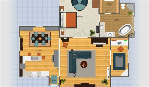 Room Planner by Room Planner Chief Architect Software